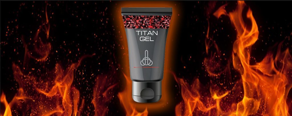 Titan Gel Cream